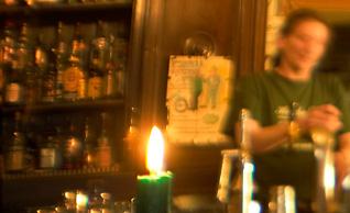 Hackethals Gaststätte Bar Wohnzimmer
